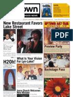 August 2008 Uptown Neighborhood News