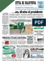 Gazzetta Mantova 27 Novembre 2010