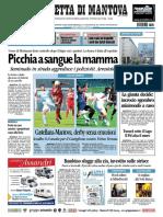 Gazzetta Mantova 27 Settembre 2010