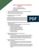 SEGMENTACIÓN DE CONSUMIDORES EN EL MARKETING TURÍSTICO