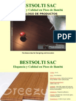 CATALOGUE BESOLTI PISOS BAMBU GREEZU MODIFY