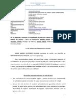 DESPIDO INJUSTIFICADO, NULIDAD DEL DESPIDO Y COBRO DE PRESTACIONES