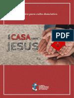 Em casa com Jesus
