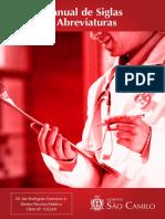Manual de siglas e abreviaturas médicas