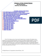 A brief History of the UnitedStates-Braithwaite-McGarry Version