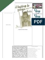 El fugitivo de Pampa Bandera, Isidro Velazquez, historia, 70s, setentas, politica, nacional, musica, comentarios, argentina, ensayos, fotos