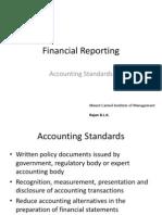 Financial Reporting Final