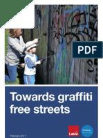 Towards graffiti free streets
