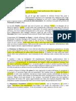 Storia della letterarura italiana - Appunti.odt