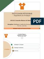 Aula_MODELAGEM_Conceitos básicos de modelagem