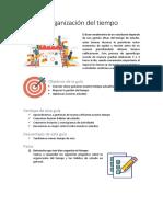 Guía de organización del tiempo (3)