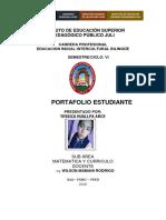portafolio Matematica y curriculo.pdf