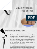 ADMINISTRACION DEL ESTRES