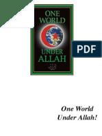 One World Under Allah