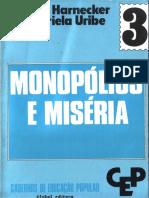 HARNECKER, Marta_ URIBE, Gabriela. Cadernos de Educação Popular, VOL3