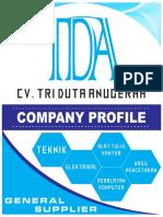 Company Profile TDA 1
