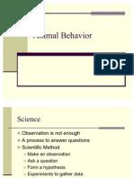Scientific Method_Formal paper