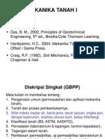 Mektan I 2 Index Properties