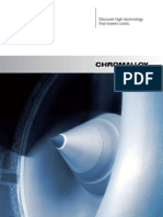AeroBrochure-final turbine blade