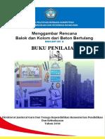 3-1 BUKU PENILAIAN BGN.GST.007 A