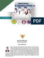 Buku Saku Protokol Tatalaksana COVID-19 Edisi Kedua
