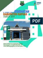 Profil Kesehatan Kabupaten Kapuas Tahun 2019