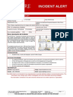 Alerta Informativa de Accidente Fatal - Bolivia - 15.01.2021