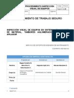 PSG-06 Procedimiento de Inspección Visual de Equipos Rev.04