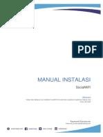 manual instalasi SocialWiFi