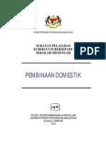 P.Vokasional - Pembinaan Domestik