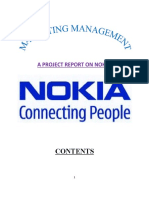 Nokia Project