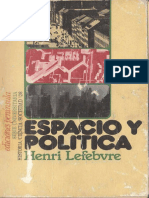 Henri Lefebvre - Espacio y política. El derecho a la ciudad, II.pdf