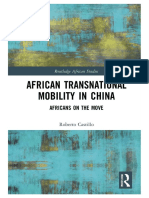 African Transnational Mobility in China