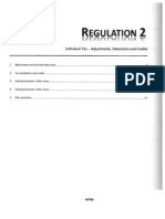 2011 Becker CPA Review Regulation 2