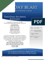 February 18, 2011 Blast