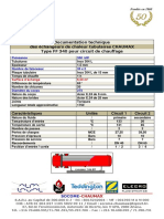 CHAUMAX FF 340 vapeur 3 bars 20 85 2018