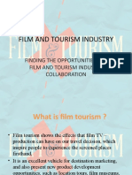 Film and Tourism Industry