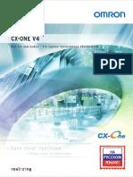 CX-ONE V4 Обзор
