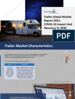 Trailer Market Growth, Opportunities And Competitive Scenario By 2025