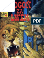 Kapitan Żbik - 25 - Pogoń za lwem