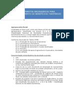 CEMIG - Documentação Para Benefício Tarifário