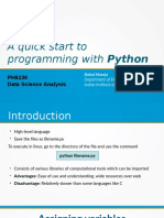 A quick start to programming with Python.pdf
