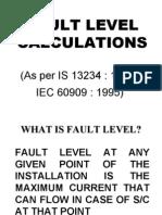 2.0 fault Level