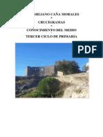CRUCIGRAMAS 6º DE PRIMARIA
