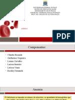 Seminário Fisiopatologia - Anemia.pptx