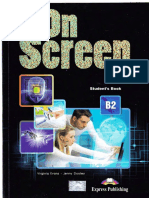 On Screen B2 Students Book
