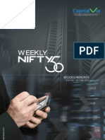 Nifty 50 Reports for the Week (21st - 25th February '11)