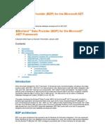 Borland Data Provider