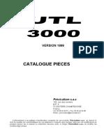 UTL 3000 version 1999