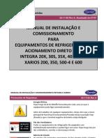 62-11165 - Manual de Instalação e Comissionamento, Integra e Xarios
